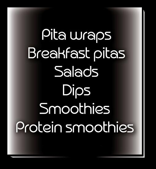 Pita-Product-List